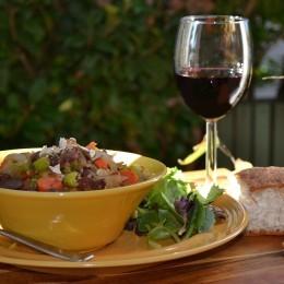 Wine pairing: an underestimated vegan challenge